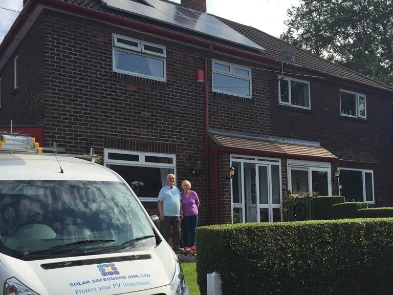 Solar Safeguard Solar Panel System Installation Repairs