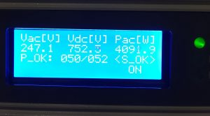 SolarEdge optimisers x 2 faulty